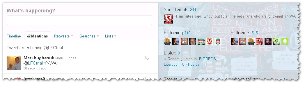 LFCTrial Twitter Account