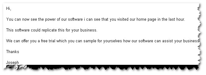 email marketing follow up
