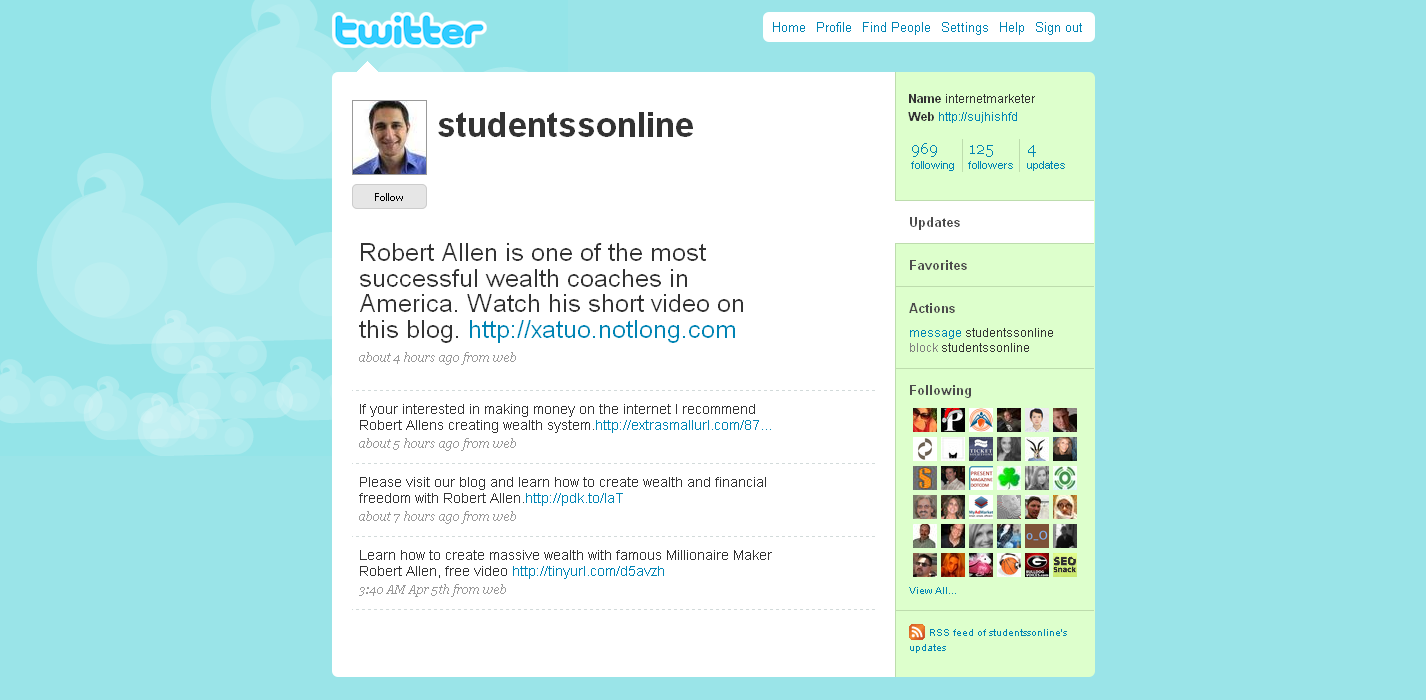 studentssonline twitter profile