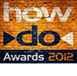 Shortlisted for How Do Awards 2012